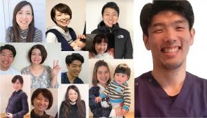 名古屋の丹蔵整体の患者さんの笑顔