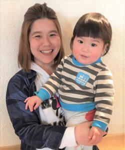 名古屋の丹蔵整体で産後骨盤矯正を受けた女性