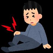 膝が痛い子供