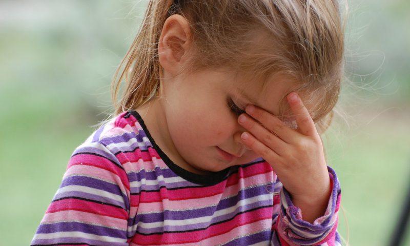 自律神経失調症/子供の症状