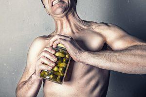 筋肉の緊張による胸郭出口症候群