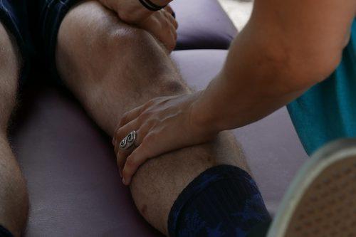 股関節痛への整体