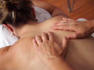 筋肉を整体して股関節痛解消