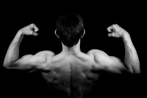 筋肉の拘縮