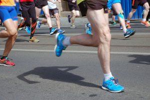 ランニング中のアキレス腱の痛み