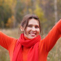 顎関節症の原因が治った女性